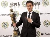 Đôi chân 200 triệu bảng Hazard xuất sắc nhất Giải Ngoại hạng Anh