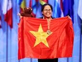 HCV Olympic Hoá quốc tế đoạt học bổng của viện công nghệ số 1 thế giới