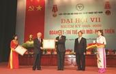 Đóng góp tích cực trong sự nghiệp xây dựng và phát triển đất nước