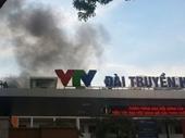 Bà hỏa ghé thăm Đài Truyền hình Việt Nam