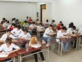 Quy trình chấm thi THPT quốc gia 2015 nghiêm ngặt như thế nào