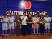 VKSND cấp cao tại TP HCM Giải Tennis hữu nghị lần thứ nhất