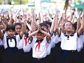 Dự thảo Điều lệ trường Tiểu học 35 học sinh một lớp có thực tế