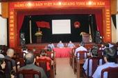 Họp báo về kỷ niệm 55 năm ngày thành lập Ngành và Đại hội thi đua yêu nước ngành KSND lần thứ V