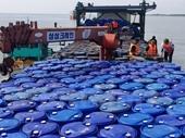 Tiền Giang tạm giữ gần 200 000 lít dầu không rõ nguồn gốc