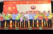 Đại hội đại biểu Đảng bộ VKSNDTC lần thứ XXIV, nhiệm kỳ 2015 - 2020