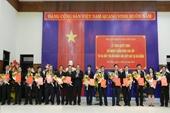 Ra mắt TAND cấp cao tại Đà Nẵng và trao Quyết định bổ nhiệm Thẩm phán cao cấp
