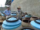 Phan Thiết Các lều nước mắm nhộn nhịp trong vụ cá nam