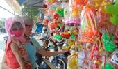 Thị trường lồng đèn trung thu Hàng Việt ngày càng nhiều