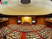 Sáng nay 20 10 , khai mạc Kỳ họp thứ 10 Quốc hội khoá XIII
