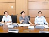Viện trưởng VKSNDTC Nguyễn Hòa Bình VKSNDTC đang tiến hành xem xét lại vụ án tử tù Lê Văn Mạnh