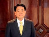 Ông Nguyễn Đức Chung được bầu làm Chủ tịch UBND TP Hà Nội