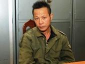 Khởi tố kẻ gây thảm án giết 2 bố con ở Thạch Thất