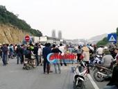 Khởi tố vụ cản trở giao thông trên QL 1A tại Kỳ Anh, Hà Tĩnh