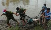 Một nạn nhân tử vong do ngạt nước