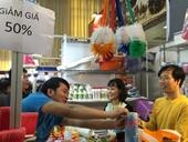 Hàng tiêu dùng Thái Lan ồ ạt đánh chiếm thị trường dịp sát Tết