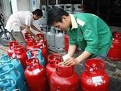 Giá gas giảm tiếp hơn 20 000 đồng bình 12kg