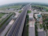 Ô tô được chạy 120km h trên cao tốc Cầu Giẽ - Ninh Bình