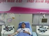 Bác sĩ trẻ 66 lần hiến máu cứu người