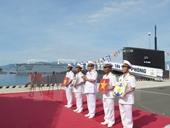 Chủ tịch nước dự lễ khánh thành Cảng Quốc tế Cam Ranh