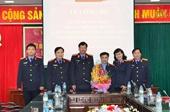 Bổ nhiệm Phó hiệu trưởng và Trưởng phòng Tổ chức - Hành chính Trường Đại học Kiểm sát Hà Nội
