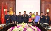 VKSNDTC Bổ nhiệm lãnh đạo cấp Phòng Vụ 6, Văn phòng và Cục 1