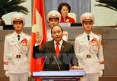 Ông Nguyễn Xuân Phúc tuyên thệ nhậm chức Thủ tướng Chính phủ