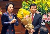 Ông Lê Minh Trí được bầu làm Viện trưởng Viện KSND Tối cao