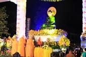 Hàng vạn người chiêm bái tượng Phật Ngọc