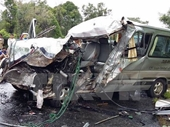 63 người chết vì tai nạn giao thông trong 3 ngày nghỉ Giỗ tổ