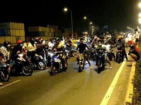 BVPL: Quái xế Sài Gòn và thú chơi tốc độ: Chưa thấy quan tài chưa ...