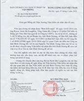 Vụ án Trốn thuế ở Bình Dương và lời khẩn cầu của ông Tổng giám đốc