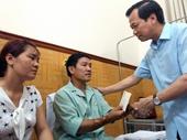 Sức khỏe phi công Nguyễn Hữu Cường đang dần bình phục