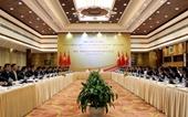 PTT Phạm Bình Minh và ông Dương Khiết Trì chủ trì họp song phương ở HN