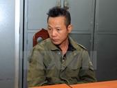 Ngày 26 7 sẽ xét xử kẻ đâm chết 2 người tại Thạch Thất
