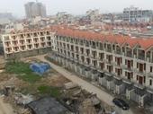 Hà Nội Biệt thự giá hơn 100 triệu đồng m2 cảnh báo dư cung, ế ẩm