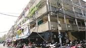 TP HCM Gian nan cải tạo chung cư cũ