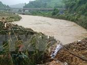 Lũ lớn ở Lào Cai Huyện Bát Xát bị mất điện, 11 người mất tích