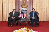 Tăng cường quan hệ hợp tác giữa VKSNDTC hai nước Việt Nam - Lào