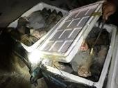 CSGT Huế bắt giữ hàng trăm kg chân trâu bốc mùi trên xe khách