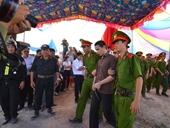 Gia đình Nguyễn Hải Dương xin lỗi và mong Vũ Văn Tiến thoát án tử