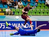 ĐT Futsal Việt Nam đối đầu Nga ở vòng 1 8 World Cup