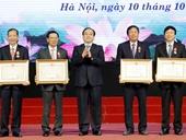 Hà Nội vinh danh 9 Công dân Thủ đô ưu tú năm 2016