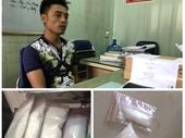 Bắt trùm phân phối lẻ ma túy, thu giữ hơn 1kg ma túy