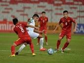 U19 Việt Nam Vé tứ kết bằng lòng quả cảm, kiên cường