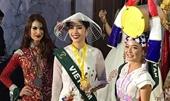 Nam Em giành huy chương vàng Hoa hậu Ảnh tại Miss Earth