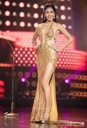 Nguyễn Thị Loan vào top 20 Hoa hậu Hòa bình Quốc tế