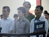Bị cáo phủ nhận hình ảnh camera bằng chứng chiếu trước tòa