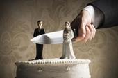 Đệ đơn ly hôn ngay hai giờ sau đám cưới