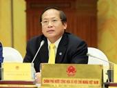 Ông Trương Minh Tuấn lên tiếng về những vụ tuýt còi của làng báo